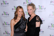 Uma Thurman and Cristina Greeven Cuomo Photos Photo