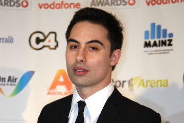 David Dallas 2010 Vodafone Music Awards - Awards Room