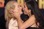 The Most Awkward Celebrity Kisses