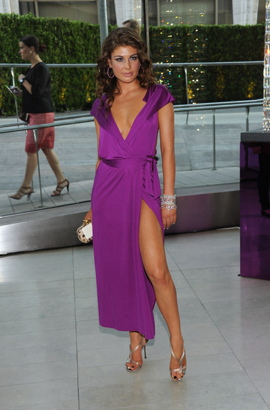 Angela Martini attends the 2011 CFDA Fashion Awards at Alice Tully Hall, Lincoln Center on June 6, 2011 in New York City.