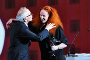 Grace Coddington and Arthur Elgort Photos Photo