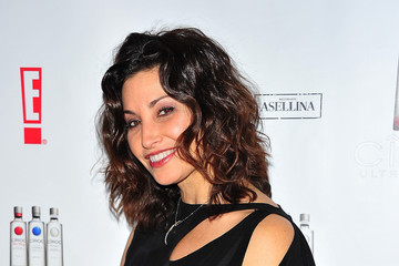 Gina Gershon 2011 CIROC The New Year At Gansevoort Park Avenue In New York City