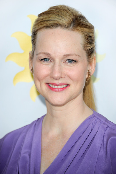 Actress Laura Linney attends the 2nd Annual Cosmopolitan Magazine Practice Safe Sun Awards at Hearst Tower on June 29, 2011 in New York City.