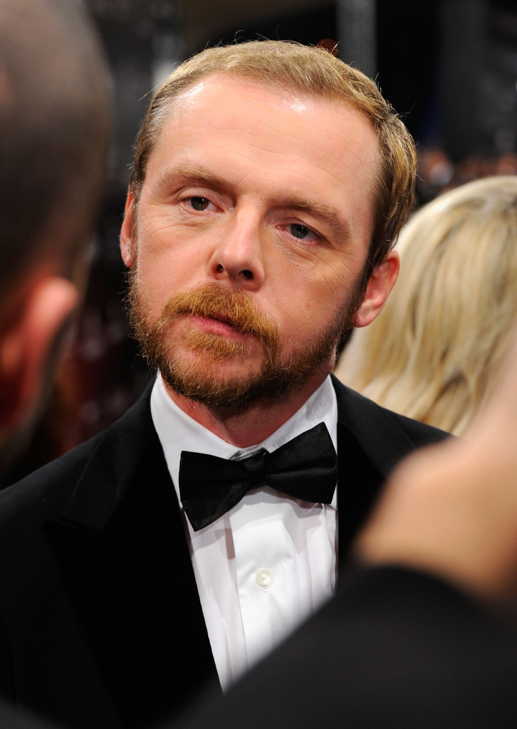 Simon Pegg Photos Photos The Quot Mission Impossible