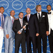 Tyson Chandler and Shawn Marion