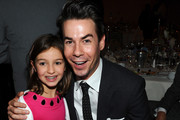 Lily Spengler (L) and actor Jerry Trainor attend the 15th Annual Family Matters Benefit Celebration honoring Tim Spengler and benefiting Friends of Family at the Beverly Hills Hotel on November 2, 2011 in Beverly Hills, California.