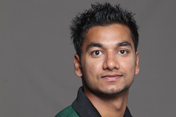 Tanmay Mishra 2011 ICC World Cup - Kenya Portrait Session