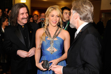 Neil Portnow Luis Cobos 2011 Latin Recording Academy Person Of The Year Honoring Shakira - Red Carpet