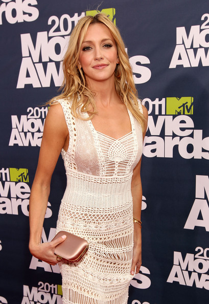 Actress Katie Cassidy arrives at the 2011 MTV Movie Awards at Universal Studios' Gibson Amphitheatre on June 5, 2011 in Universal City, California.