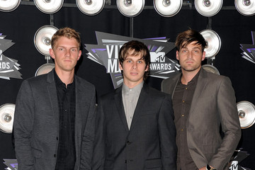 Foster The People 2011 MTV Video Music Awards - Arrivals