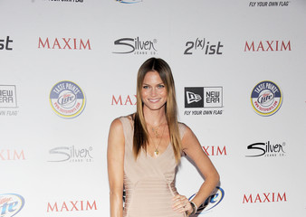 Mini Anden 2011 Maxim Hot 100 Party With New Era, Miller Lite, 2(x)ist And Silver Jeans Co. - Arrivals