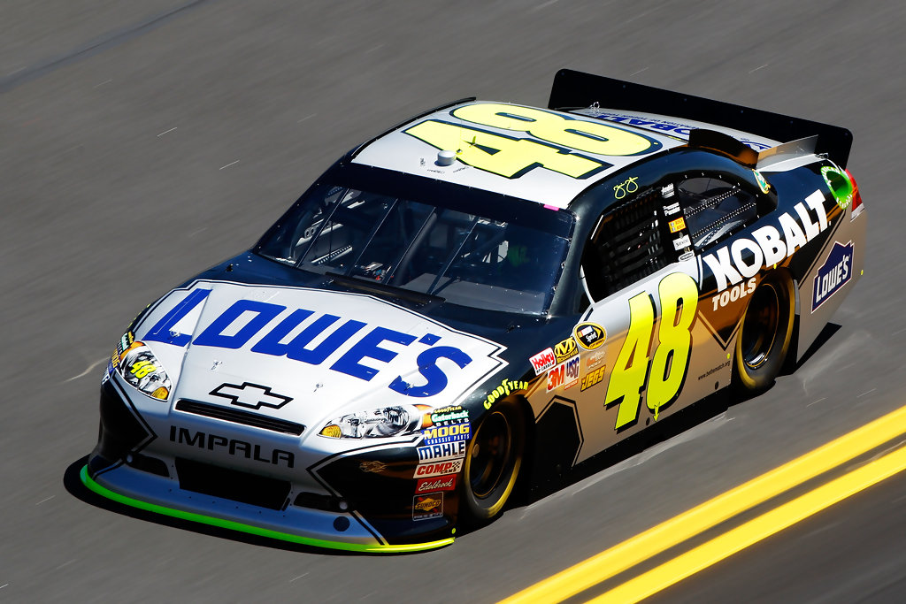 How Old Is Jimmie Johnson The Race Car Driver