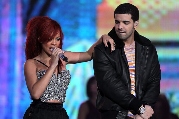 Celebs Who've Dated Rappers » Celeb News/Rihanna Dated Drake