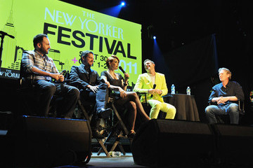 Del Marquis The 2011 New Yorker Festival: In Conversation With Scissor Sisters