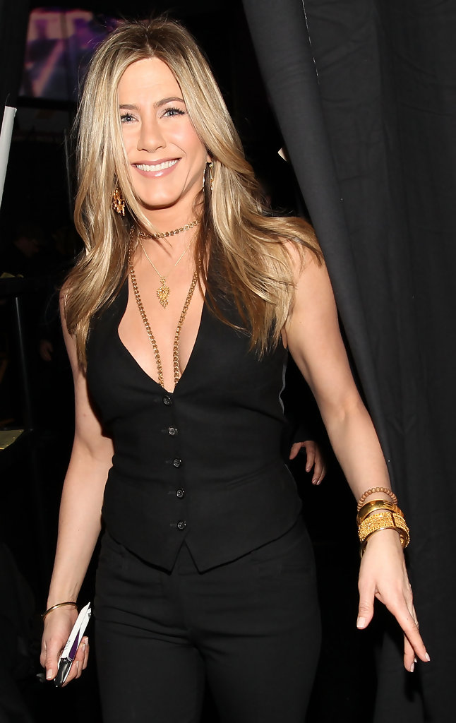 jennifer aniston in 2011 peoples choice awards