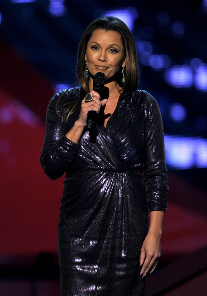 Actress Vanessa Williams speaks onstage during the 2011 People's Choice Awards at Nokia Theatre L.A. Live on January 5, 2011 in Los Angeles, California.