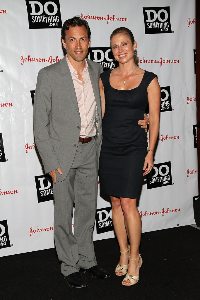 good morning americas amy robach is married husband