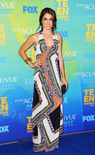 Actress Nikki Reed arrives at the 2011 Teen Choice Awards held at the Gibson Amphitheatre on August 7, 2011 in Universal City, California.