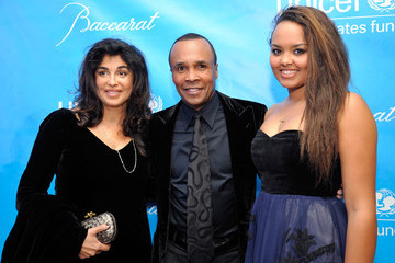 Bernadette Robi 2011 UNICEF Ball Presented by Baccarat