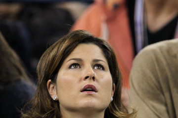 Mirka Vavrinec 2011 US Open - Day 1
