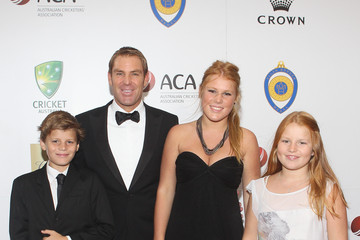 Summer Warne 2012 Allan Border Medal Awards