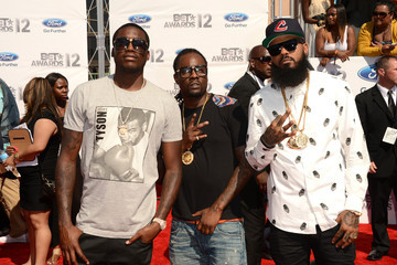 Wale Victor Folarin 2012 BET Awards - Arrivals