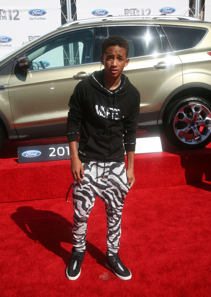 Jaden Smith Photos Photos 2012 Bet Awards Ford Escape