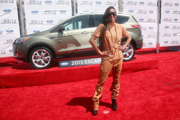 Laurieann Gibson 2012 BET Awards - Ford Escape On The Red Carpet