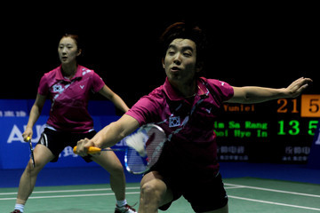 Choi Hye In 2012 Badminton Asia Championships - Day Five