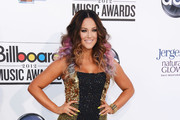 Lacey Schwimmer arrives at the 2012 Billboard Music Awards held at the MGM Grand Garden Arena on May 20, 2012 in Las Vegas, Nevada.