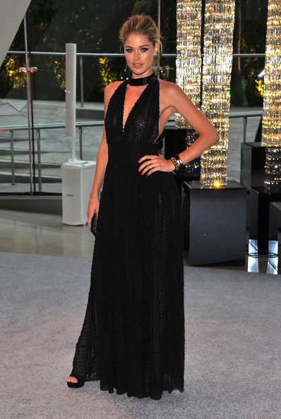 Model Doutzen Kroes  attends the 2012 CFDA Fashion Awards at Alice Tully Hall on June 4, 2012 in New York City.