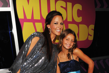 Olivia Evans 2012 CMT Music Awards - Red Carpet