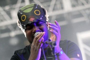 Sampha 2012 Coachella Music Festival - Day 2