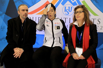 Pasquale Camerlengo 2012 Four Continents Figure Skating Championships - Day 2