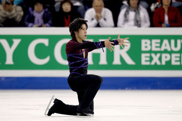 Takahito Mura 2012 Four Continents Figure Skating Championships - Day 2