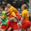 Isabelle Noel-Smith 2012 IRB Sevens - Hong Kong: Day 2