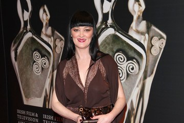 Bronagh Gallagher 2012 Irish Film And Television Awards - Arrivals