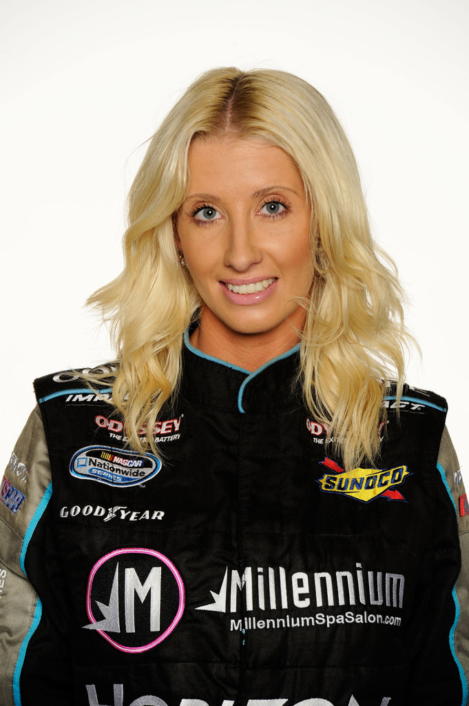 angela cope photos photos 2012 nascar nationwide series portraits zimbio. Black Bedroom Furniture Sets. Home Design Ideas