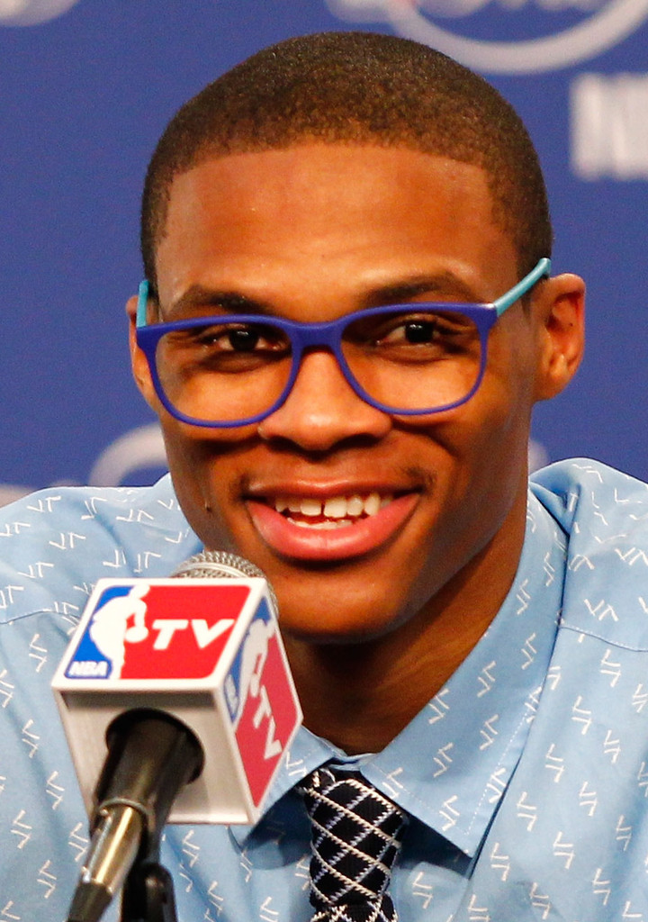 Russell Westbrook in 2012 NBA Finals - Game Two - Zimbio