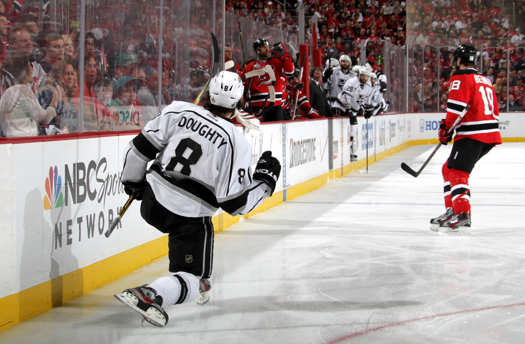 Drew doughty photos photos 2012 nhl stanley cup final - Hfboards kings ...