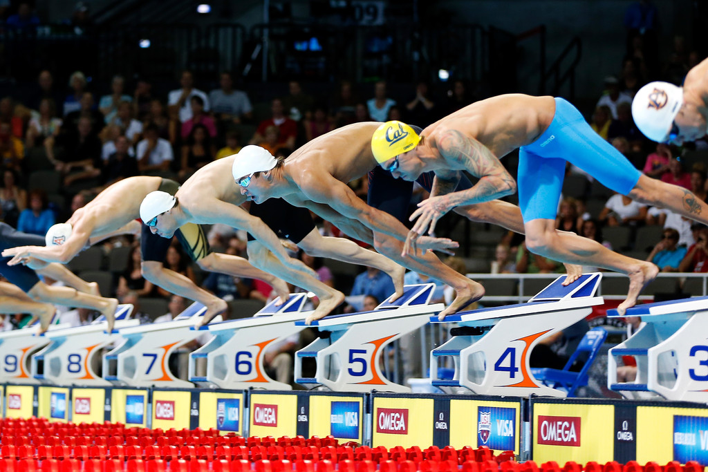 nathan adrian photos photos 2012 us olympic swimming team trials day 6 zimbio