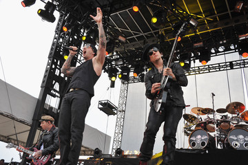 Synyster Gates 2012 Orion Music + More Festival - Day 2