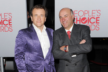 Kevin O'Leary Robert Herjavec 2012 People's Choice Awards - Arrivals