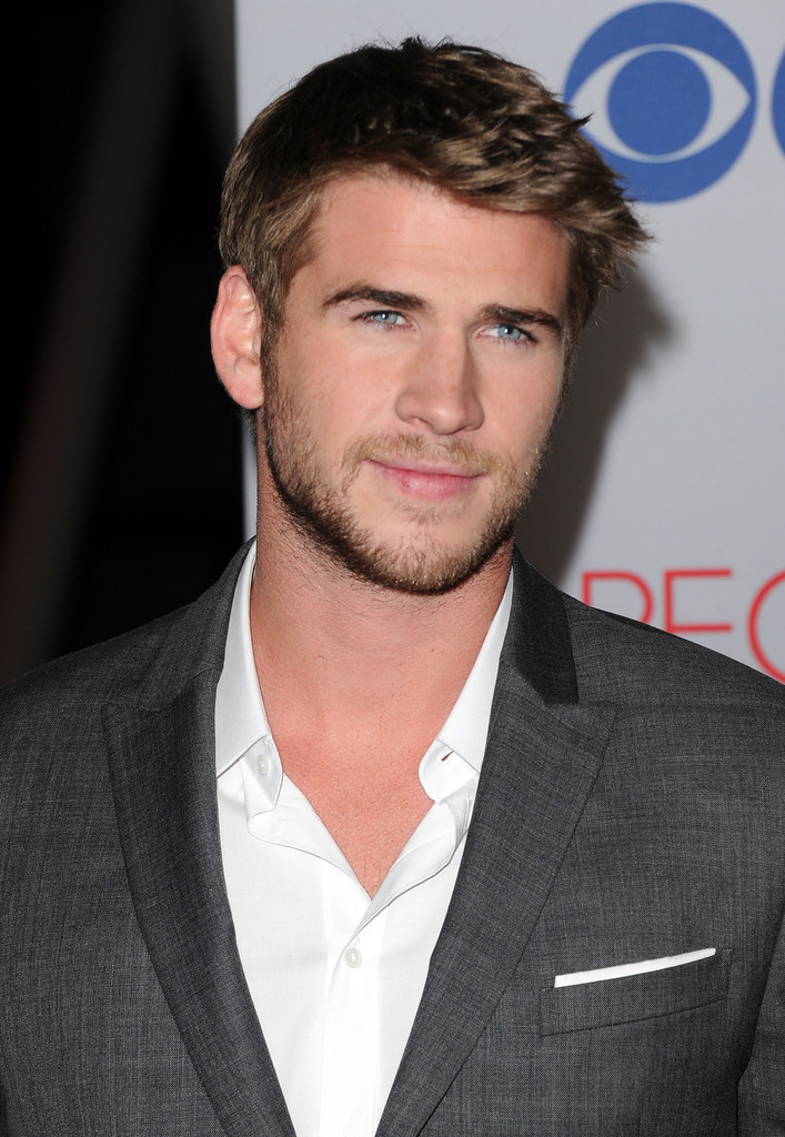Liam Hemsworth Photos Photos 2012 People S Choice Awards