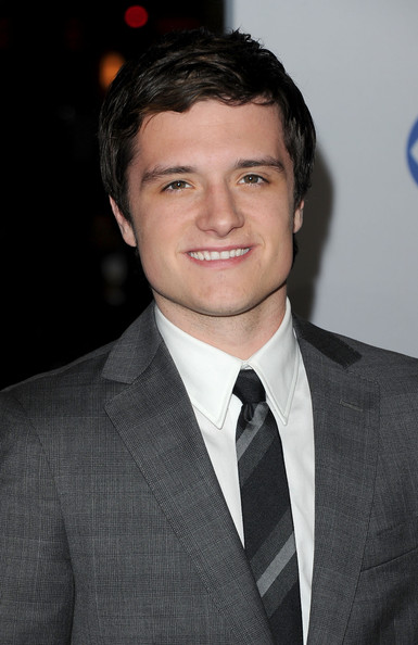 Actor Josh Hutcherson arrives at the 2012 People's Choice Awards held at Nokia Theatre L.A. Live on January 11, 2012 in Los Angeles, California.
