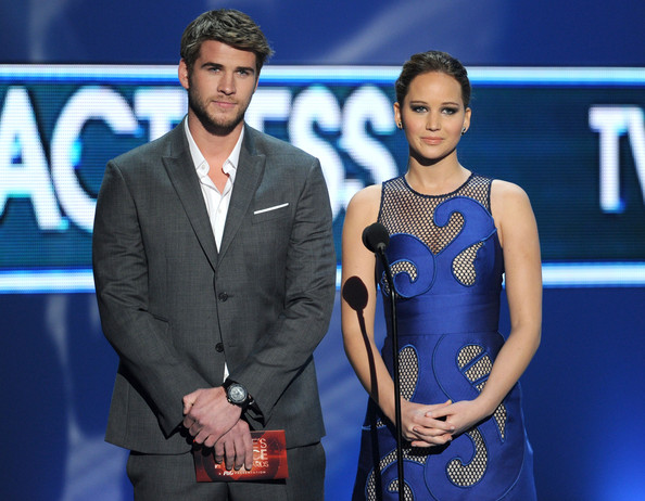 Liam+Hemsworth in 2012 People's Choice Awards - Show