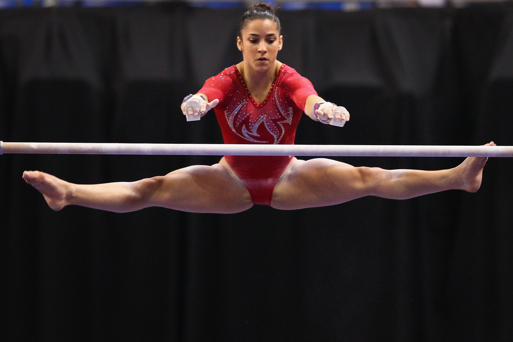 Aly Raisman Photos 2012 Visa Championships Day 2