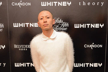 Terence Koh 2012 WHITNEY ART PARTY Sponsored By Theory And Saks Fifth Avenue At Skylight Soho