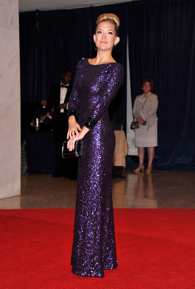 Kate Hudson attends the 98th Annual White House Correspondents' Association Dinner at the Washington Hilton on April 28, 2012 in Washington, DC.