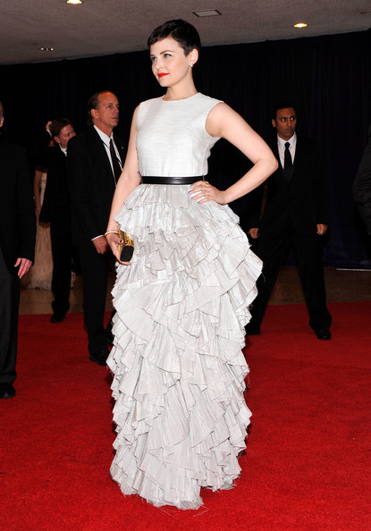 Ginnifer Goodwin attends the 98th Annual White House Correspondents' Association Dinner at the Washington Hilton on April 28, 2012 in Washington, DC.